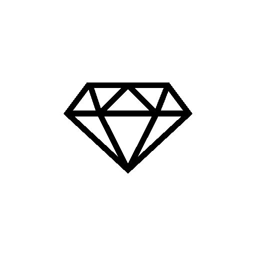 Diamond clipart #1, Download drawings