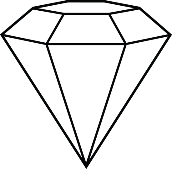 Diamond clipart #12, Download drawings