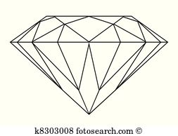 Diamond clipart #9, Download drawings