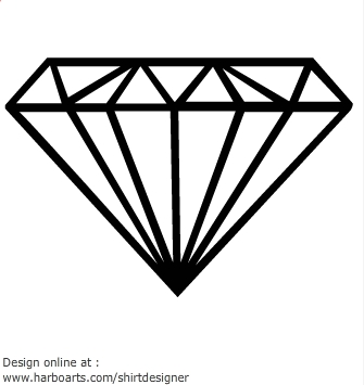 Diamond clipart #11, Download drawings