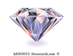Diamond clipart #3, Download drawings