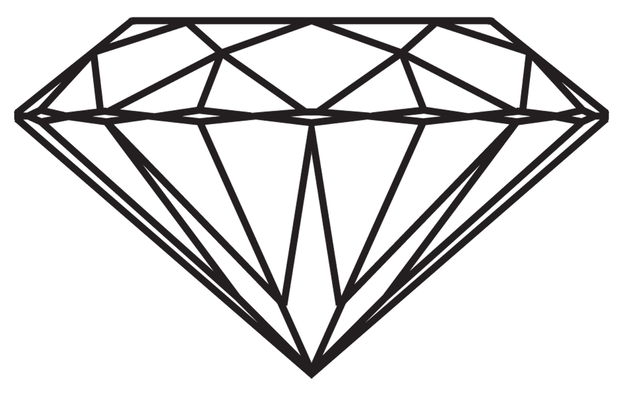 Diamond clipart #6, Download drawings