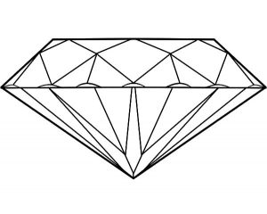Diamond coloring #3, Download drawings