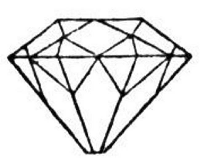 Diamond coloring #6, Download drawings