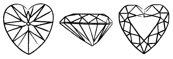 Diamond coloring #14, Download drawings
