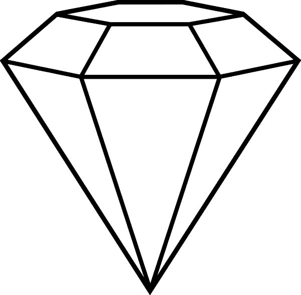 Diamond coloring #20, Download drawings