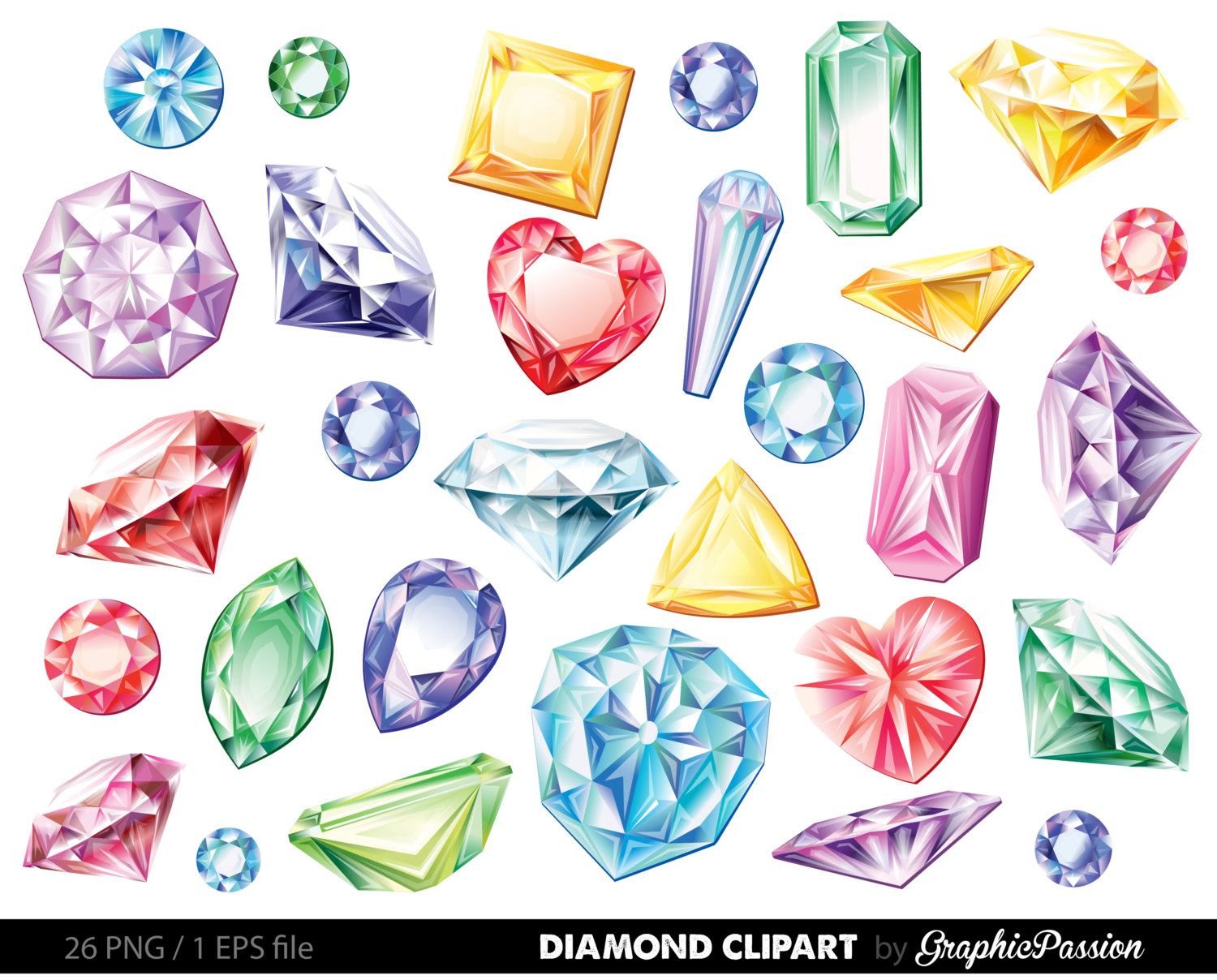 Diamonds clipart #15, Download drawings