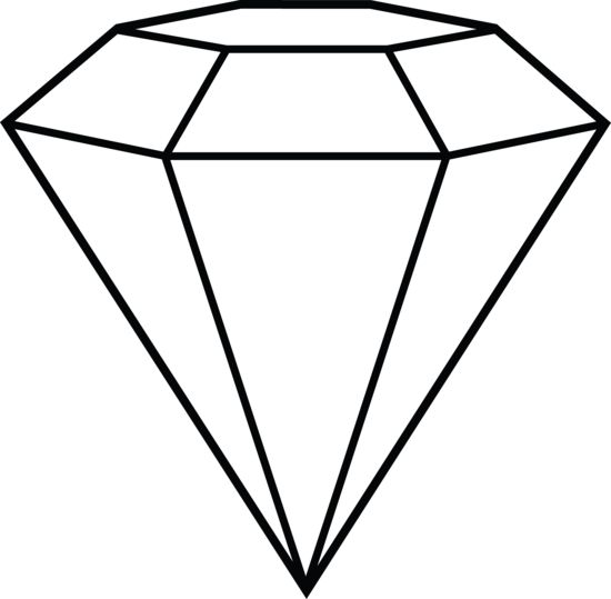 Diamonds clipart #14, Download drawings
