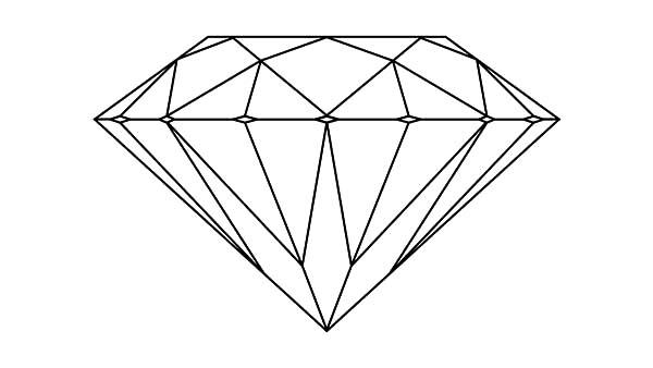 Diamonds coloring #14, Download drawings