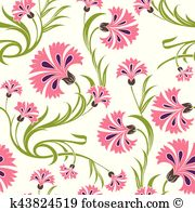 Dianthus clipart #13, Download drawings