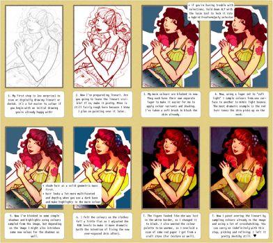 Digital Art coloring #18, Download drawings