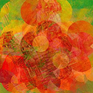 Digital Art Red coloring #9, Download drawings