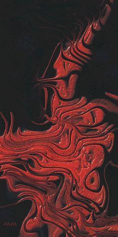 Digital Art Red coloring #19, Download drawings