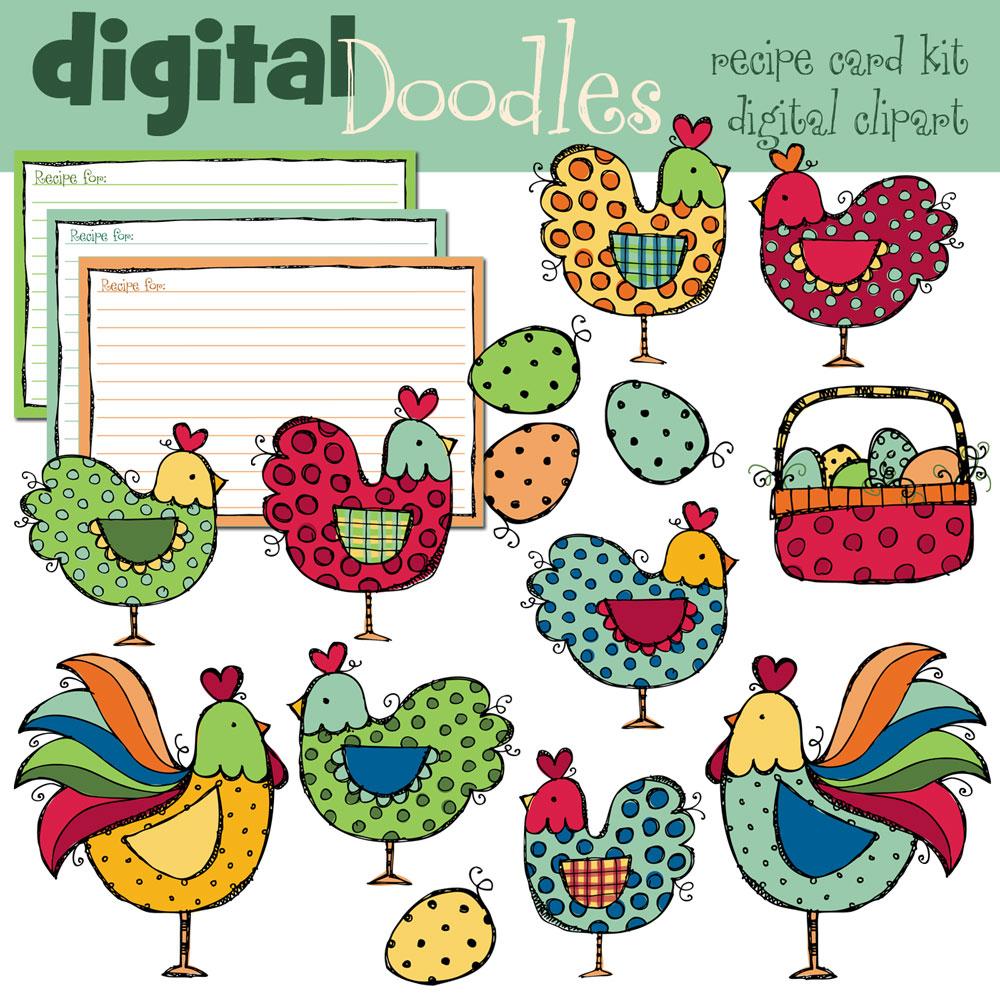 Digital clipart #2, Download drawings