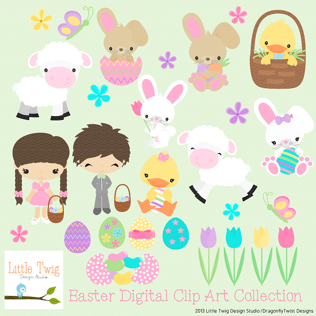 Digital clipart #1, Download drawings