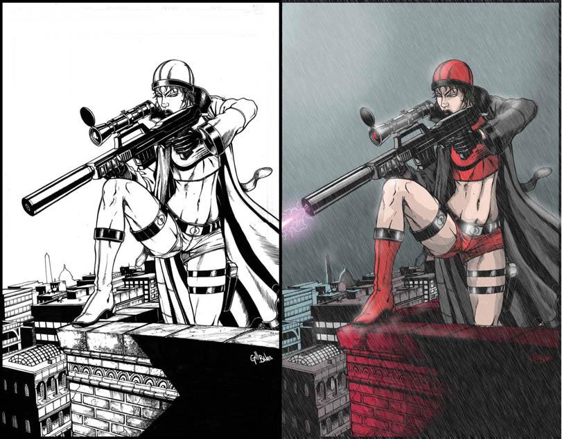 Digital coloring #20, Download drawings