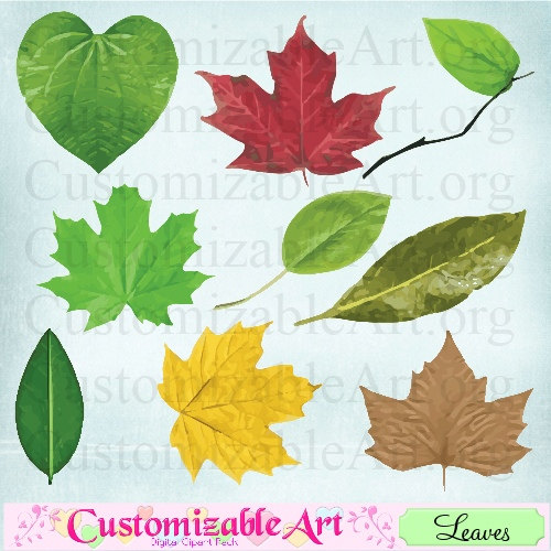 Digital Leave clipart #3, Download drawings