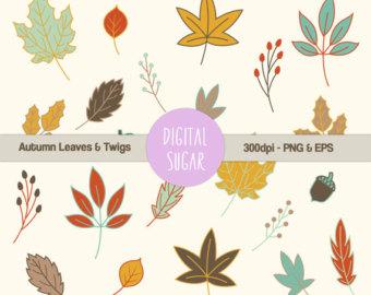 Digital Leave clipart #4, Download drawings