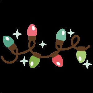 Christmas Lights svg #12, Download drawings