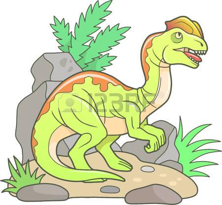 Dilophosaurus clipart #5, Download drawings