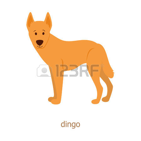 Dingo clipart #15, Download drawings