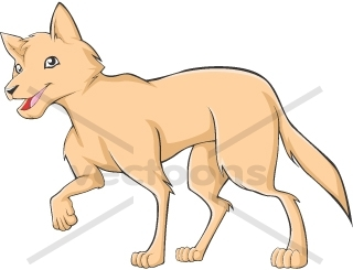 Dingo clipart #13, Download drawings
