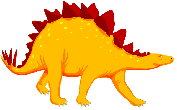 Dinosaur clipart #1, Download drawings