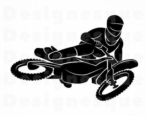 dirt bike svg #275, Download drawings