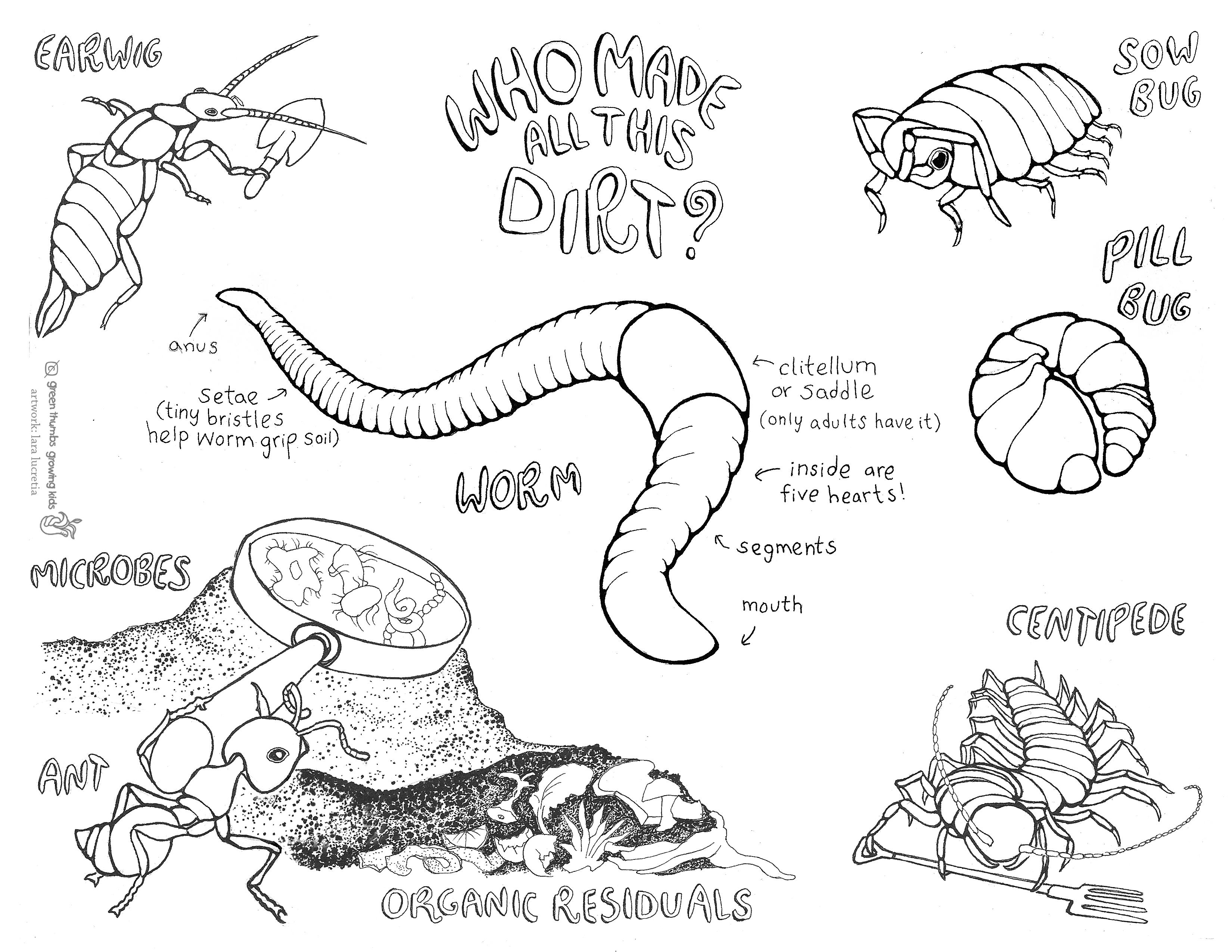 Dirt coloring #4, Download drawings