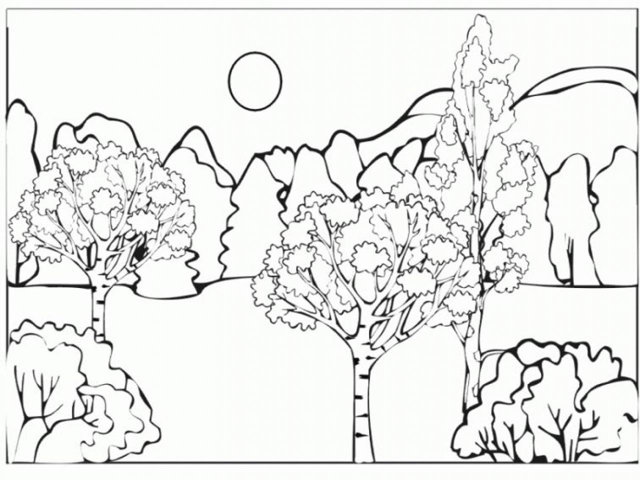Dirt Road coloring #14, Download drawings