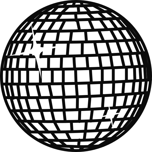 Disco Ball coloring #1, Download drawings