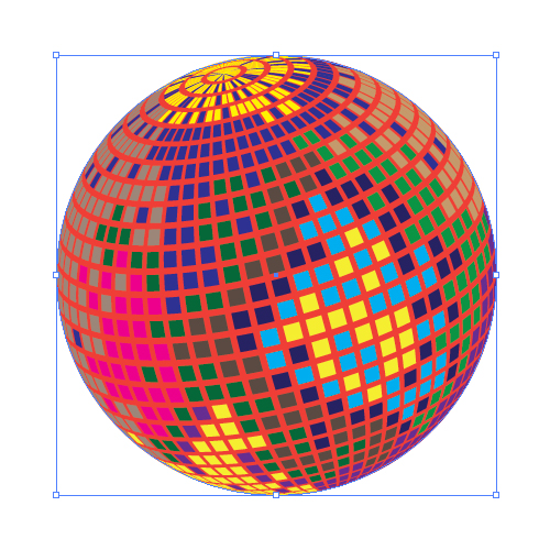 Disco Ball coloring #16, Download drawings