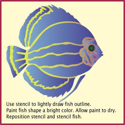 Discus Fish svg #7, Download drawings