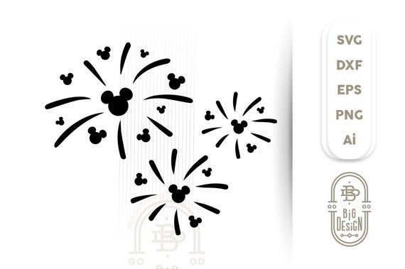 disney fireworks svg #895, Download drawings