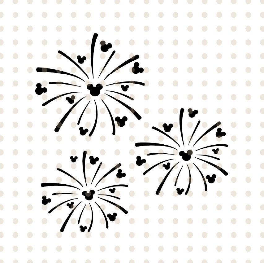 disney fireworks svg #901, Download drawings