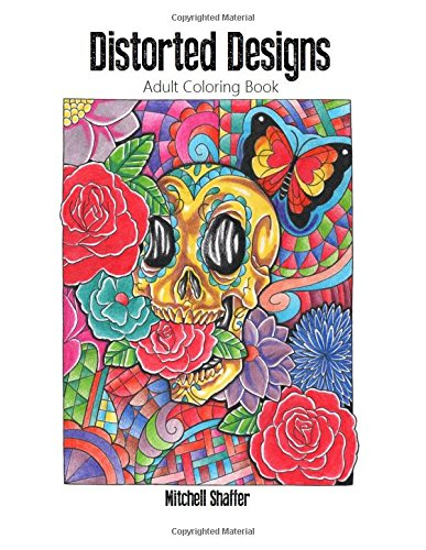 Distorted coloring #18, Download drawings