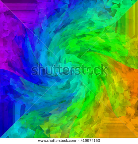 Distortion coloring #7, Download drawings