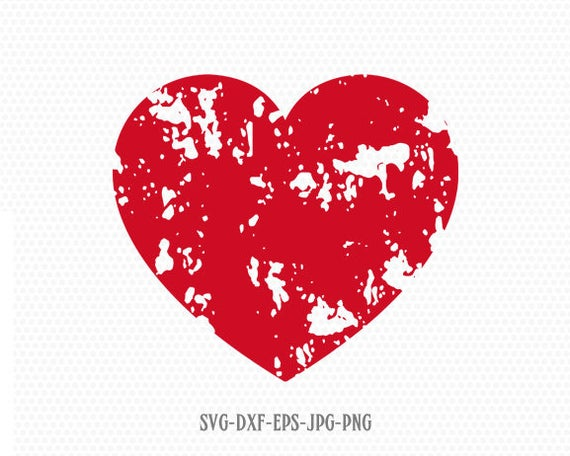 distressed heart svg #79, Download drawings
