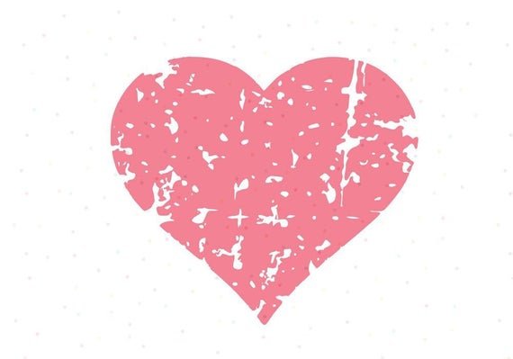 distressed heart svg #80, Download drawings