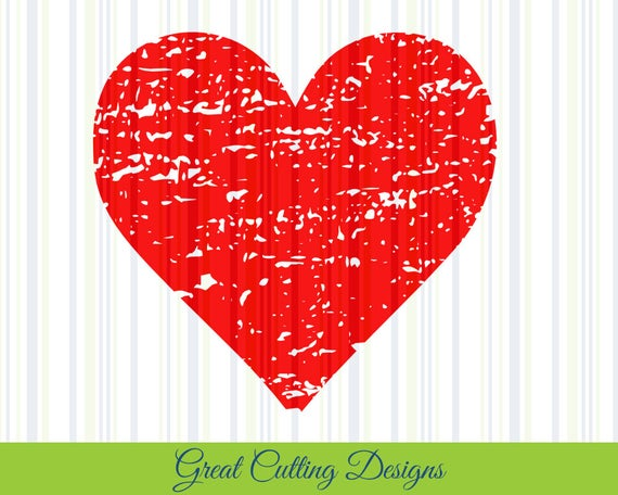 distressed heart svg #78, Download drawings