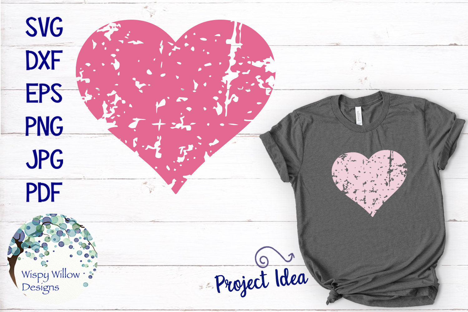 distressed heart svg #73, Download drawings