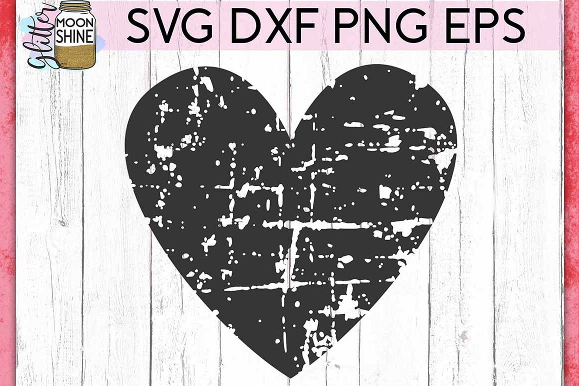 distressed heart svg #77, Download drawings