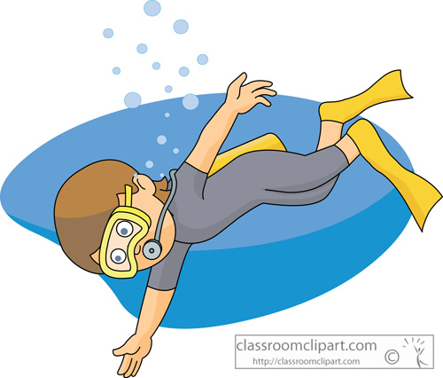 Diving clipart #15, Download drawings