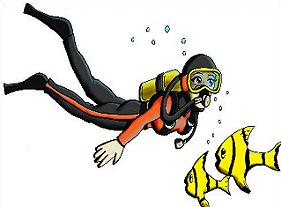 Diver clipart #13, Download drawings
