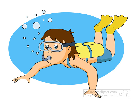 Diver clipart #18, Download drawings