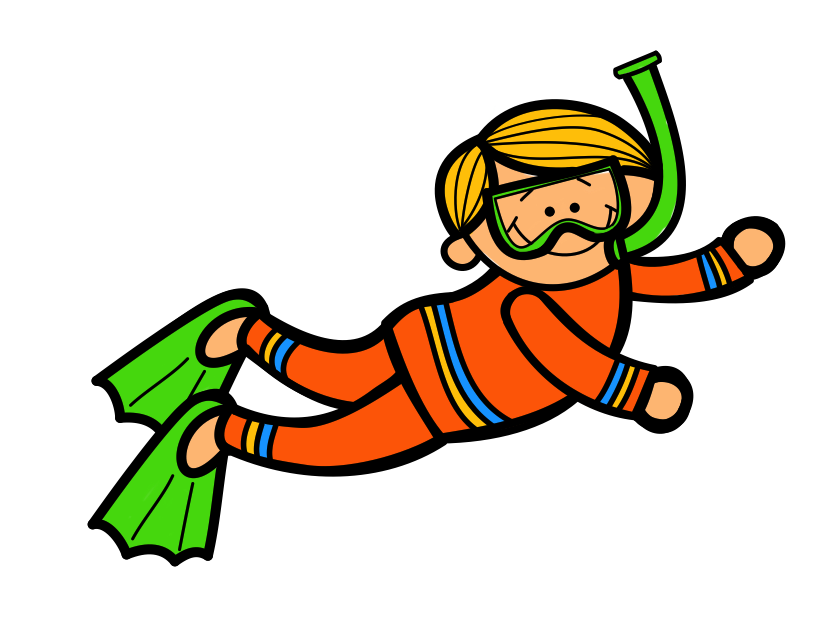 Diver clipart #4, Download drawings