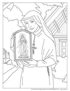 Divine coloring #6, Download drawings