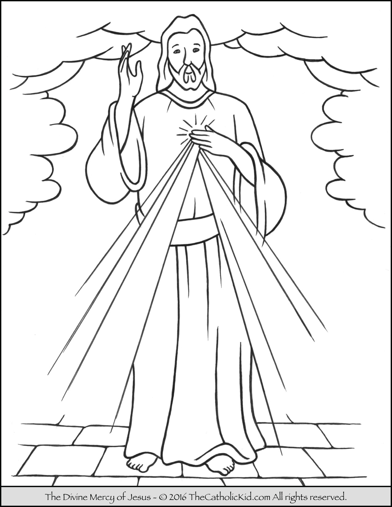 Divine coloring #14, Download drawings