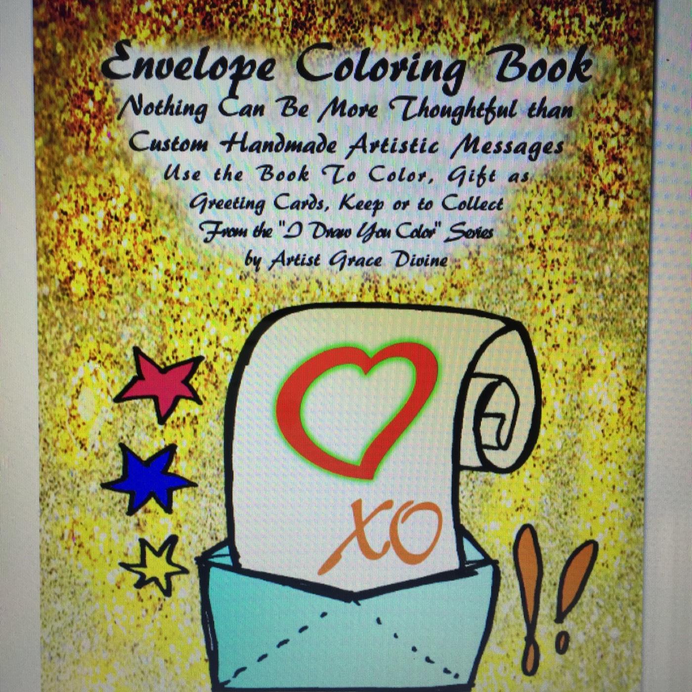 Divine Grace coloring #17, Download drawings
