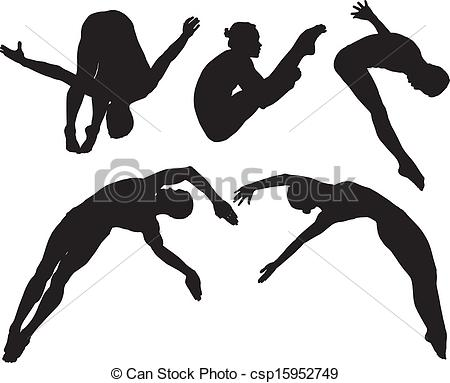 Diving clipart #17, Download drawings